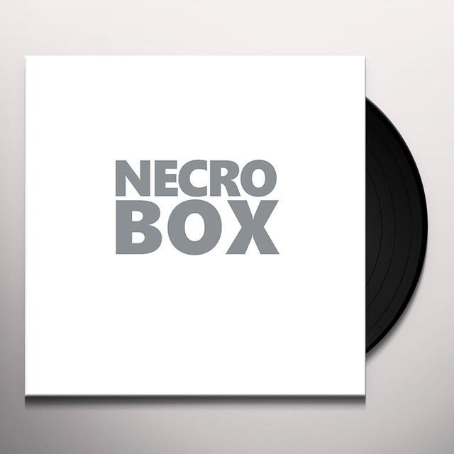 ATRAX MORGUE NECRO Vinyl Record - w/CD