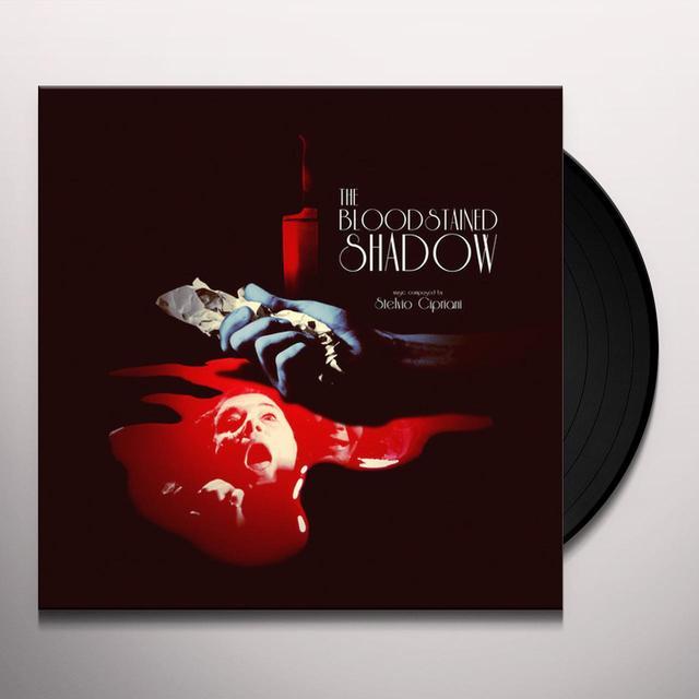 Goblin / Stelvio Cipriani BLOODSTAINED SHADOW / O.S.T. Vinyl Record - Black Vinyl, Gatefold Sleeve, 180 Gram Pressing