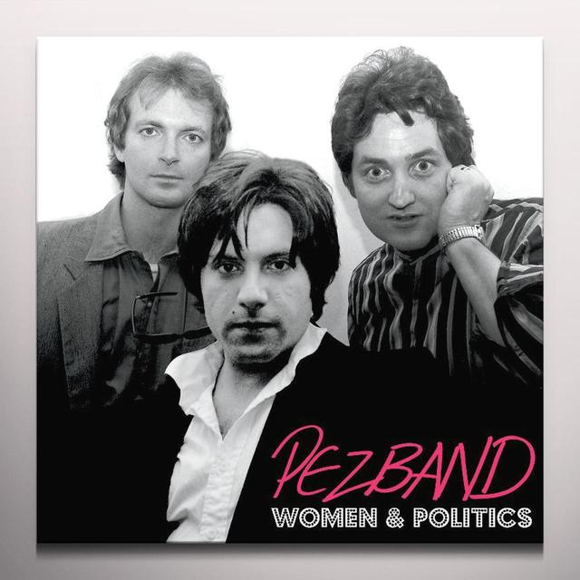 Pezband WOMEN & POLITICS   (EP) Vinyl Record - Black Vinyl, Colored Vinyl, Limited Edition, Digital Download Included