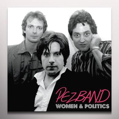 Pezband WOMEN & POLITICS Vinyl Record