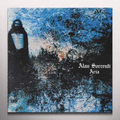 Alan Sorrenti ARIA Vinyl Record - Colored Vinyl, Green Vinyl, Limited Edition