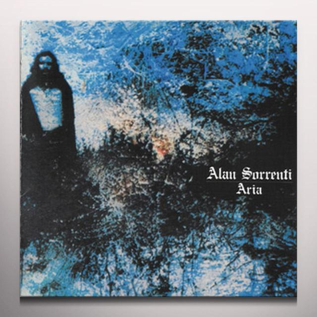 Alan Sorrenti ARIA Vinyl Record