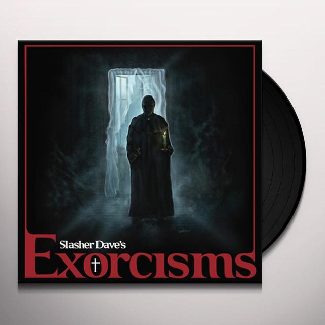 SLASHER DAVE EXORCISMS Vinyl Record - Gatefold Sleeve, Limited Edition, Digital Download Included