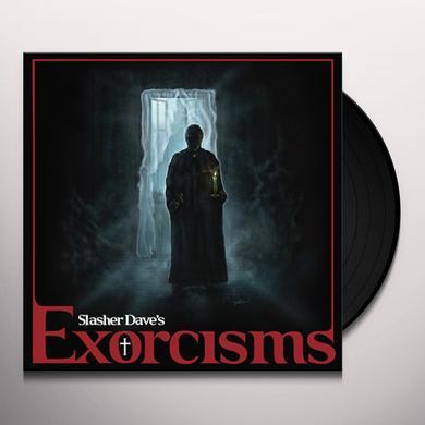 SLASHER DAVE EXORCISMS Vinyl Record - Gatefold Sleeve, Limited Edition, Digital Download Included