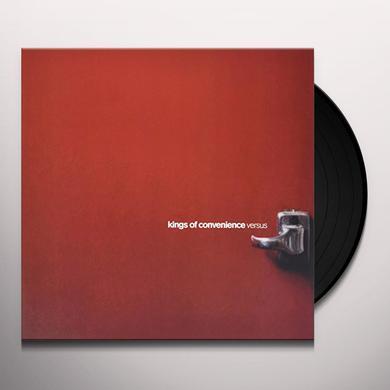 Kings Of Convenience VERSUS Vinyl Record