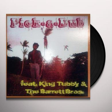 Keith Hudson PICK-A-DUB Vinyl Record