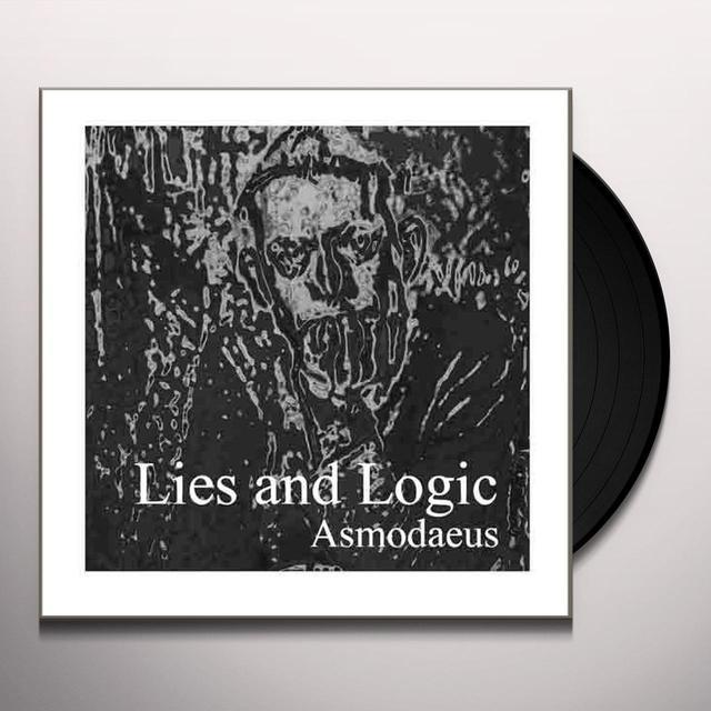 ASMODAEUS LIES & LOGIC Vinyl Record - 180 Gram Pressing