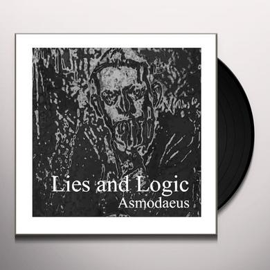 ASMODAEUS LIES & LOGIC Vinyl Record