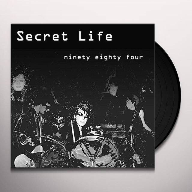 Secret Life NINETEEN EIGHTY FOUR Vinyl Record