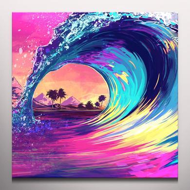 Boxer Rebellion OCEAN BY OCEAN Vinyl Record - Gatefold Sleeve, 180 Gram Pressing, Pink Vinyl