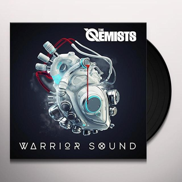 The Qemists WARRIOR SOUND Vinyl Record