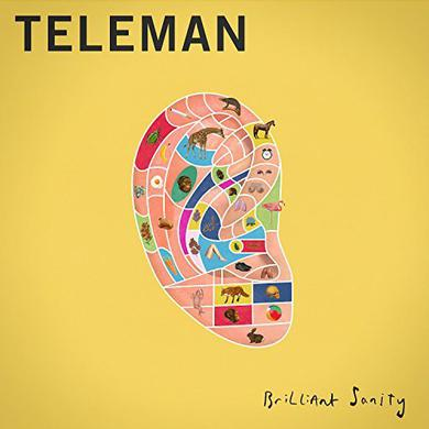 Teleman BRILLIANT SANITY Vinyl Record