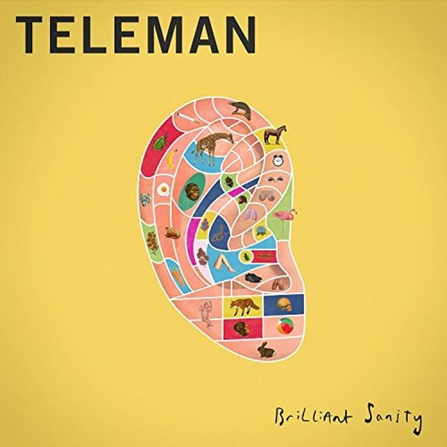 Teleman BRILLIANT SANITY Vinyl Record