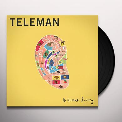 Teleman BRILLIANT SANITY Vinyl Record - UK Import