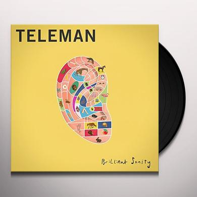 Teleman BRILLIANT SANITY Vinyl Record - UK Import