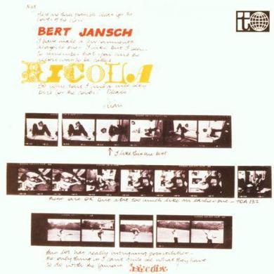 Bert Jansch NICOLA Vinyl Record