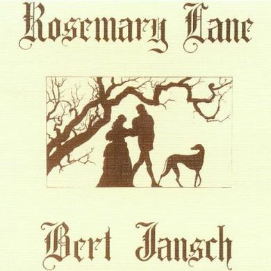Bert Jansch ROSEMARY LANE Vinyl Record