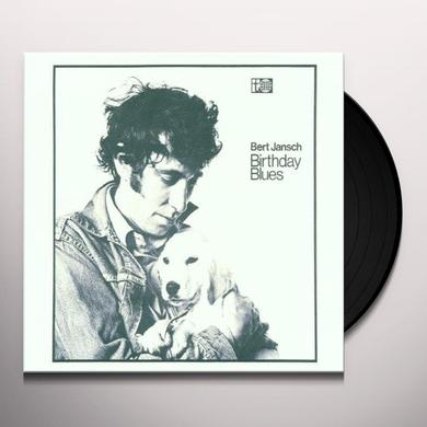 Bert Jansch BIRTHDAY BLUES Vinyl Record - UK Import