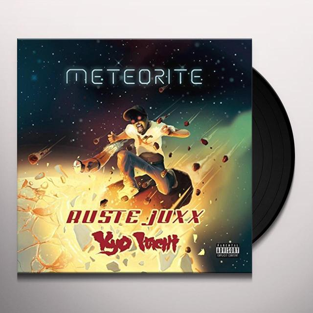 RUSTE JUXX & KYO ITACHI METEORITE Vinyl Record