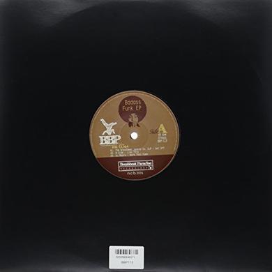 BADASS FUNK EP / VARIOUS (EP) (UK) BADASS FUNK EP / VARIOUS Vinyl Record