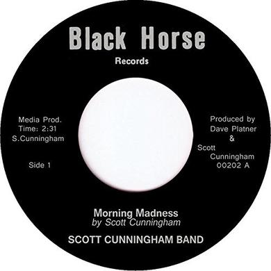Scott Cunningham MORNING MADNESS Vinyl Record