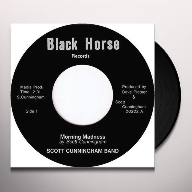 Scott Cunningham MORNING MADNESS Vinyl Record - UK Import