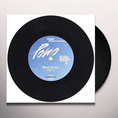 Pomo BLUE SODA Vinyl Record