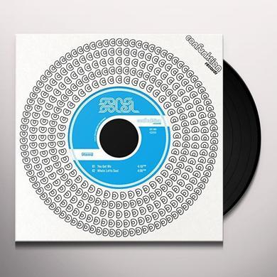 SANS SOLEIL YOU GOT ME / WHOLE LOTTA SOUL Vinyl Record - UK Import