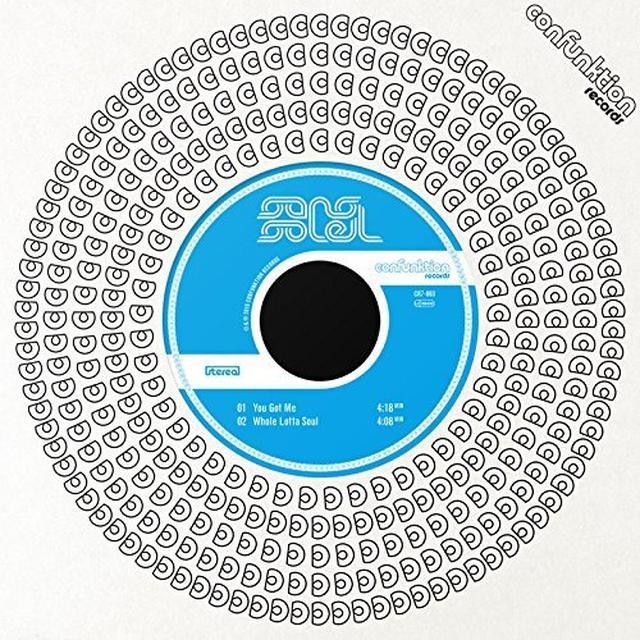 SANS SOLEIL YOU GOT ME / WHOLE LOTTA SOUL Vinyl Record