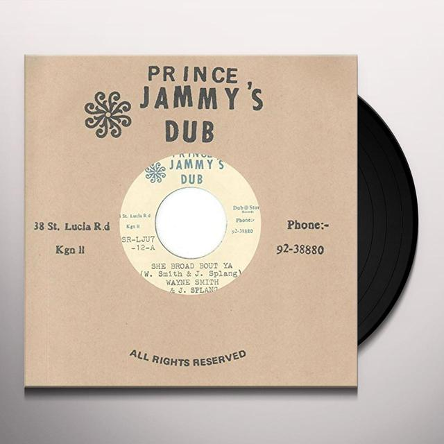 SHE BROAD BOUT YA / VARIOUS (UK) SHE BROAD BOUT YA / VARIOUS Vinyl Record - UK Import