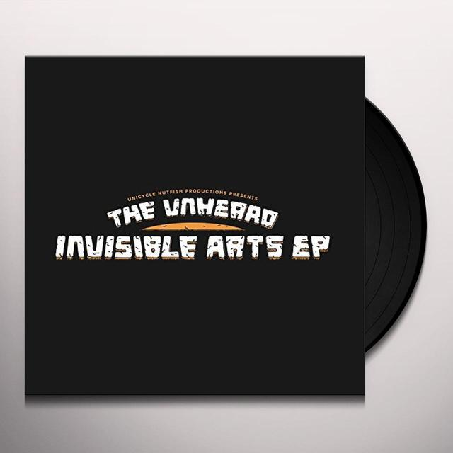 Unheard INVISIBLE ARTS Vinyl Record