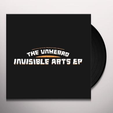 Unheard INVISIBLE ARTS (EP) Vinyl Record - UK Import