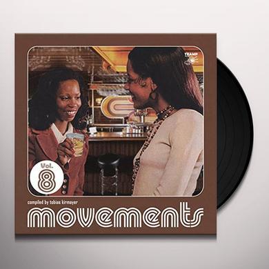 MOVEMENTS VOL 8 / VARIOUS (UK) MOVEMENTS VOL 8 / VARIOUS Vinyl Record