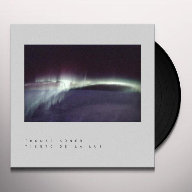 Thomas Koner TIENTO DE LA LUZ Vinyl Record