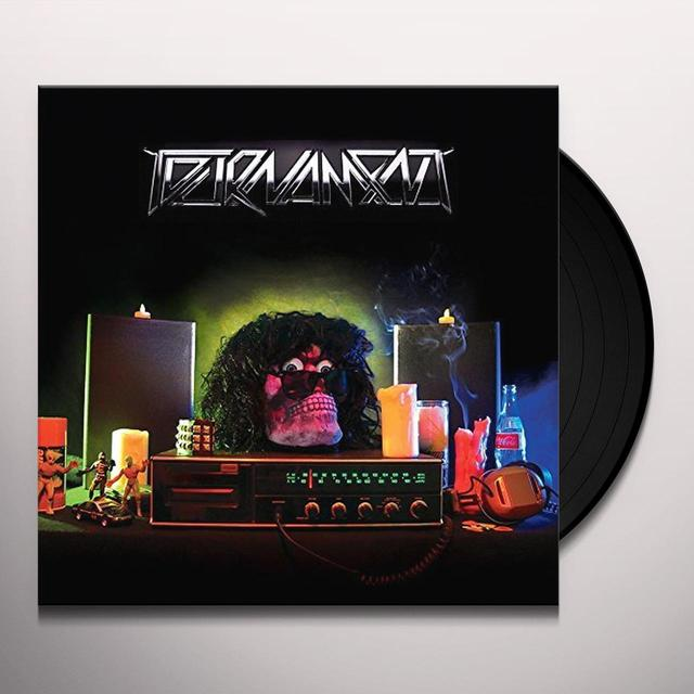 Tournament TEENAGE CREATURE Vinyl Record