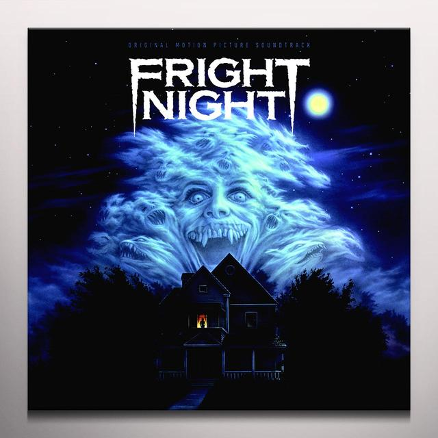 FRIGHT NIGHT / O.S.T. (COLV) (OGV) FRIGHT NIGHT / O.S.T. Vinyl Record - Colored Vinyl, 180 Gram Pressing