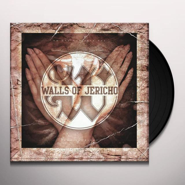 Walls Of Jericho NO ONE CAN SAVE YOU FROM YOURSELF Vinyl Record - Digital Download Included