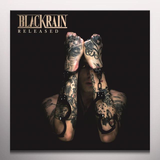 Blackrain RELEASED Vinyl Record - Colored Vinyl