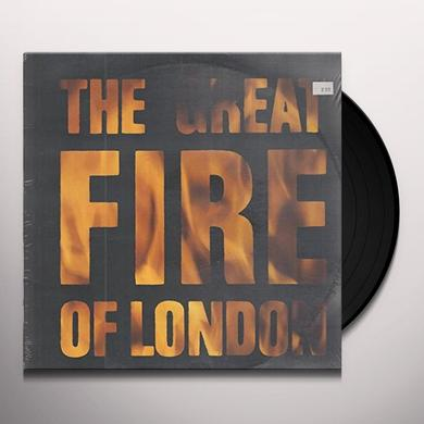GREAT FIRE OF LONDON / VARIOUS Vinyl Record