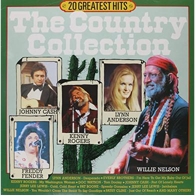 COUNTRY COLLECTION (60'S&70'S) / VARIOUS Vinyl Record