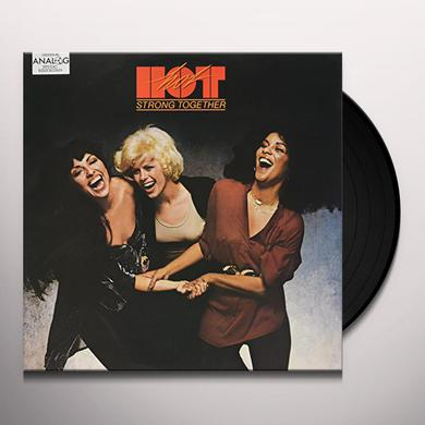 Hot STRONG TOGETHER Vinyl Record