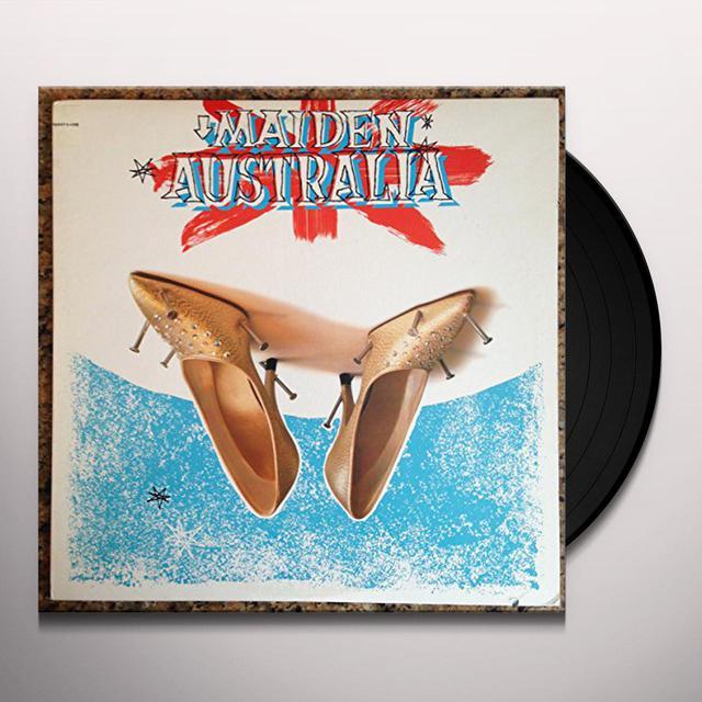SPLIT ENZ / MENTAL AS ANYTHING MAIDEN AUSTRALIA (80'S AUSSIE COMPILATION) Vinyl Record