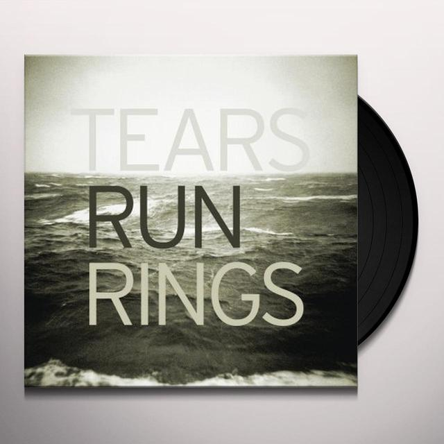 Tears Run Rings DISTANCE Vinyl Record