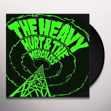 Heavy HURT & THE MERCILESS Vinyl Record - Digital Download Included