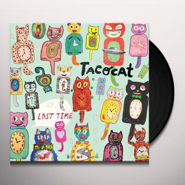 Tacocat LOST TIME Vinyl Record