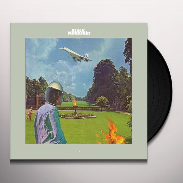 Black Mountain IV Vinyl Record
