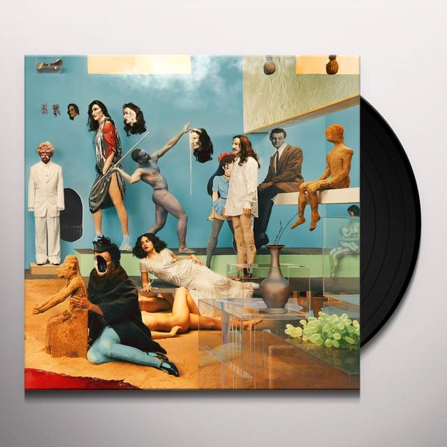 Yeasayer AMEN & GOODBYE Vinyl Record - Digital Download Included