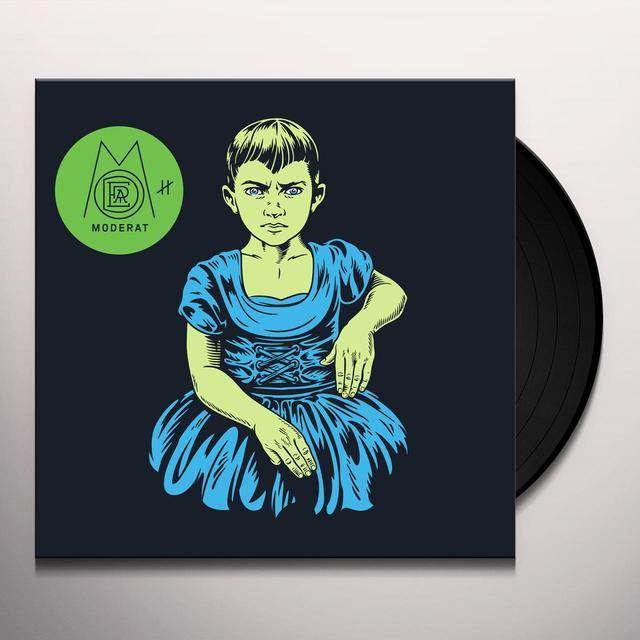 Moderat III Vinyl Record - w/CD