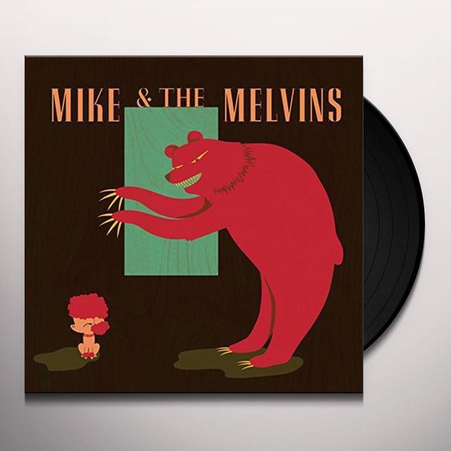 MIKE & THE MELVINS THREE MEN & A BABY Vinyl Record - Digital Download Included