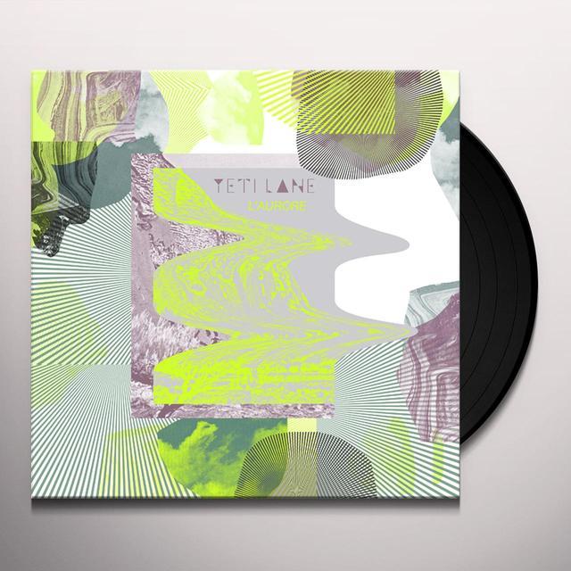 Yeti Lane L'AURORE Vinyl Record
